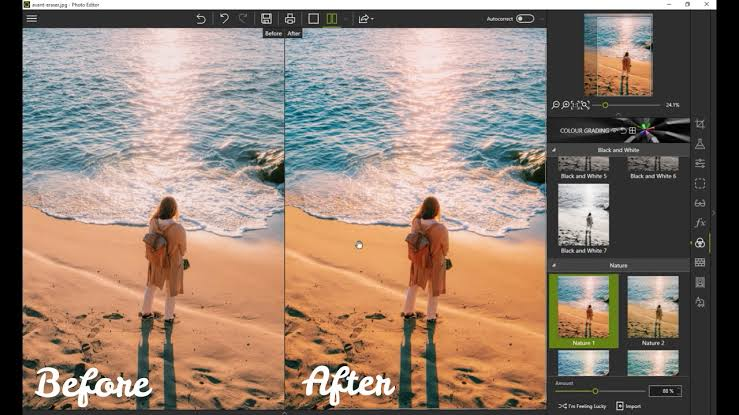 InPixio Photo Editor 10.4.7625.29543 Crack With Key Free Download [2021]