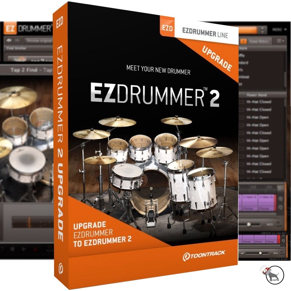 EZdrummer Crack 3.1.8 With Full Keygen For MAC & Windows 2021