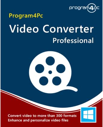 Program4Pc Video Converter Pro 10.8.4 + Activation Code Full Latest 2021
