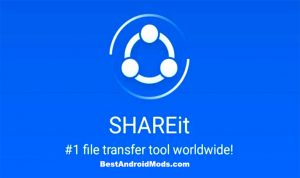 SHAREit 5.9.23 +Apk Mod For Android Full Latest Version 2021