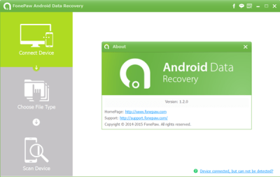 FonePaw Android Data Recovery 3.9.0 + Crack Free Download