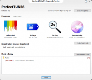 PerfectTUNES R3.3 v3.3.1.4 With Crack Full [Latest Version] 2021