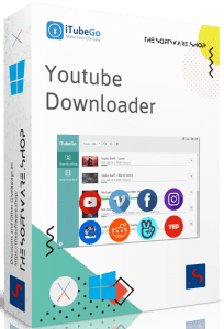 iTubeGo YouTube Downloader 4.2.3 Crack + License Key [2021]