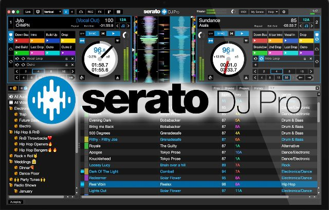 Serato DJ Pro 2.5.0 Build 2061 Crack & Serial Key Full Free Download 2021