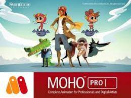 Smith Micro Moho Pro 13.5 Full Version Crack Free Download 2021