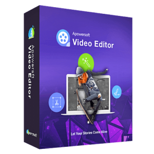 Apowersoft Video Editor 1.7.2.15 + Crack Free [2021 Download]