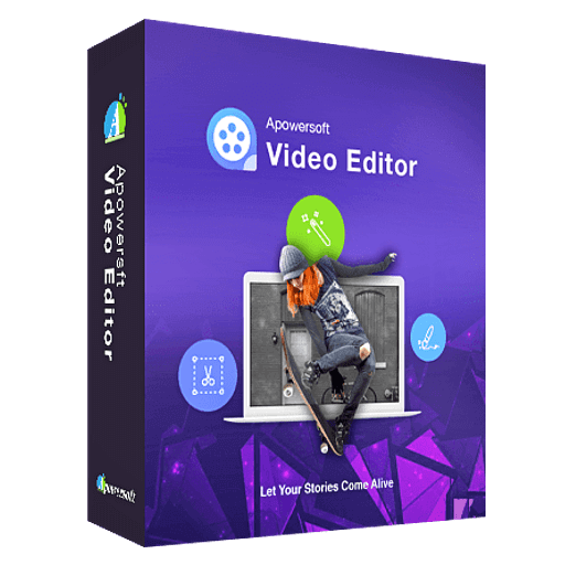 Apowersoft Video Editor 1.7.5.14 + Crack Free [2021 Download]
